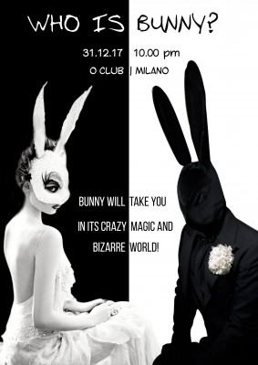 WHO IS BUNNY?